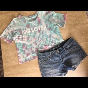 Hollister & American Eagle Mix & Match Outfit💙
